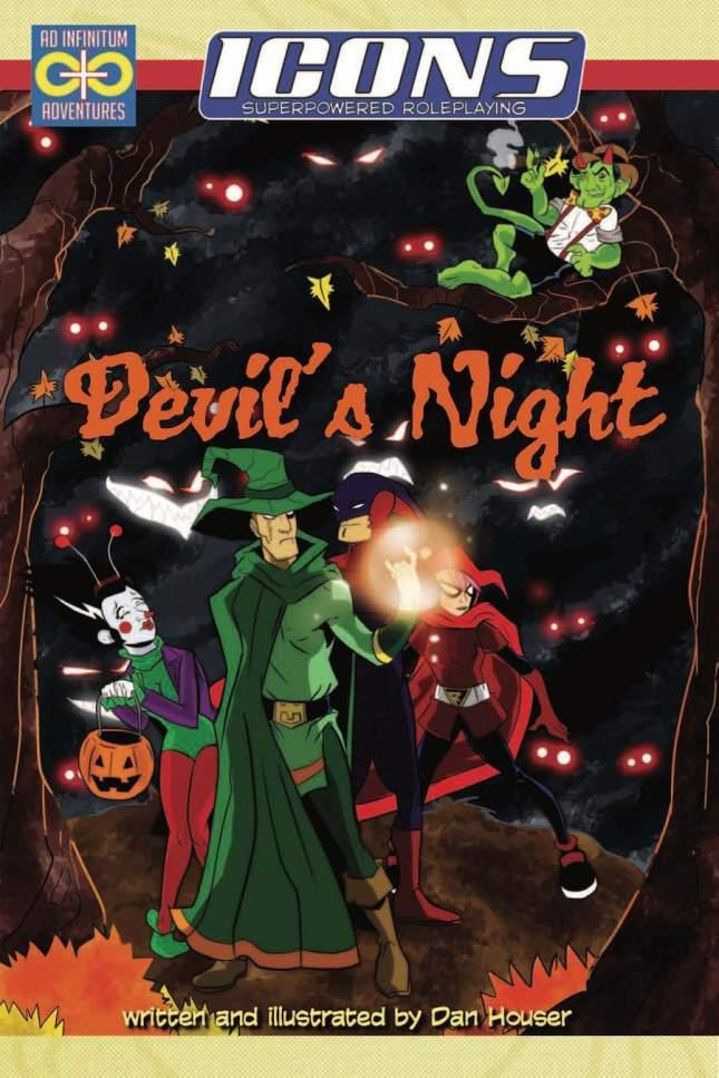 DevilsNightCover