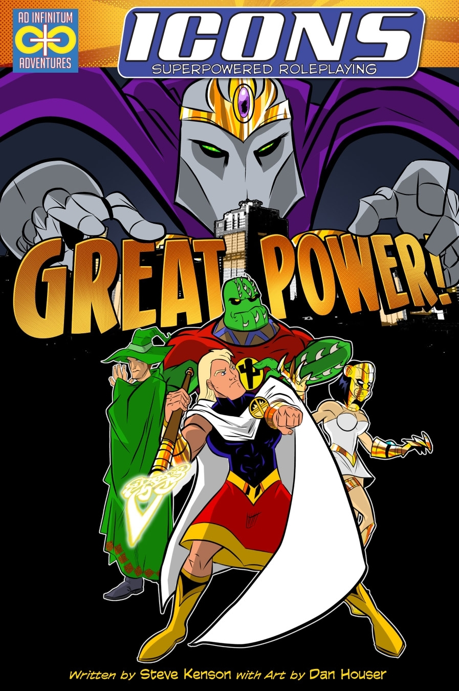 Icons Great Power Pdf