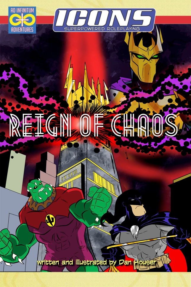 Reign of Chaos cover
